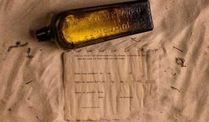 Μήνυμα σε μπουκάλι βρήκε τον αποστολέα του 50 χρόνια μετά (photo)