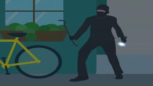Πώς θα καταλάβετε αν το σπίτι σας έχει μπει στο στόχαστρο ληστών (video)