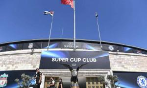 Αγγλικός εμφύλιος στην Πόλη για το UEFA Super Cup