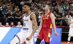 Ελλάδα-Μαυροβούνιο 85-60: Με «περίπατο» στην πρεμιέρα (photos)