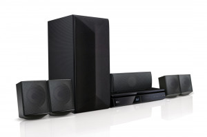 LG Home Theater: Αυτό το home theater τα έχει όλα...