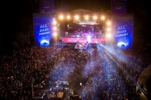 Αll Stars Concert: Δείτε τι έγινε στο show της χρονιάς από τον ΟΠΑΠ (video)