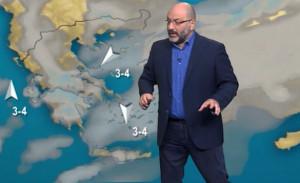 Καιρός: Προσοχή! Αυτή είναι η τάση για τον καιρό έως τις 24 Οκτωβρίου. Η ενημέρωση του Σάκη Αρναούτογλου (video)