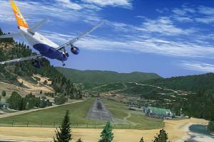 Μόνο 8 πιλότοι έχουν άδεια προσγείωσης σ' αυτό το αεροδρόμιο! Δείτε γιατί! (photos+video)