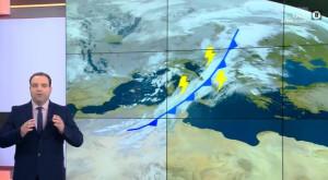 Καιρός: Ερχεται... λαίλαπα καταιγίδας. Τεράστια προσοχή συνιστά ο Κλέαρχος Μαρουσάκης (video)