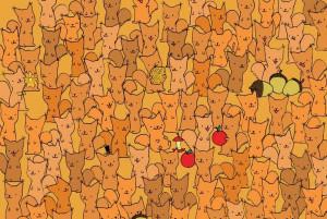 Μπορείτε σίγουρα να βρείτε ένα ποντίκι μεταξύ των σκίουρων; (photos)