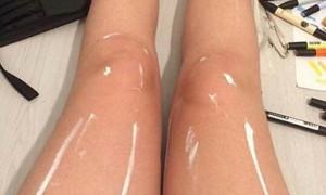 Μπορείτε να εντοπίσετε τι ακριβώς συμβαίνει με αυτά τα πόδια; (photo)