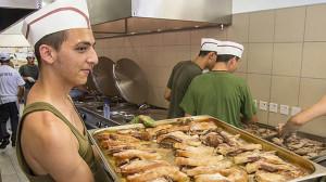 Αυτά είναι τα φαγητά του ελληνικού στρατού που θα τρώμε πάντα