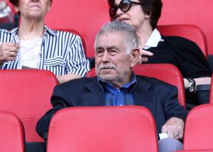 Ολυμπιακός: Πέθανε ο Ηλίας Ρωσίδης (photos)