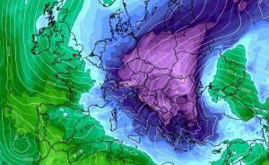 Καιρός: Πού θα χιονίσει μέχρι την Πρωτοχρονιά! Δείτε καρέ - καρέ την εξέλιξη της χιονοκαιρίας (video)