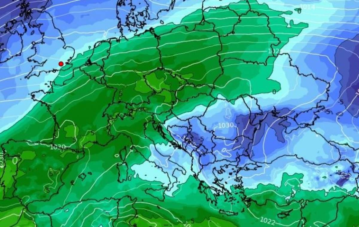 Καιρός: Μίνι... επιδείνωση και χιονοπτώσεις στα ορεινά από την Κυριακή. Καρέ - καρέ η εξέλιξη (video)