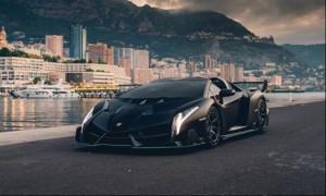 Σπάνια Lamborghini Veneno Roadster θα πουληθεί σε δημοπρασία στο Παρίσι