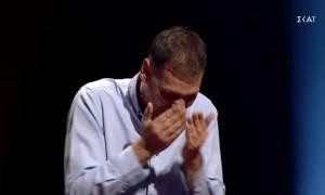 Παίκτης στον «Πιο Αδύναμο Κρίκο» λύγισε από τα κλάματα - Δεν θα πιστεύετε γιατί! (video)