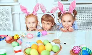 Πάσχα στο σπίτι: Χρωμοσελίδες & βίντεο για να κάνετε την ημέρα της Αναστάσεως στα παιδιά αξέχαστη