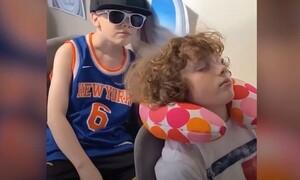Τρομερό! Έφεραν τις διακοπές στο σπίτι τους! (video)