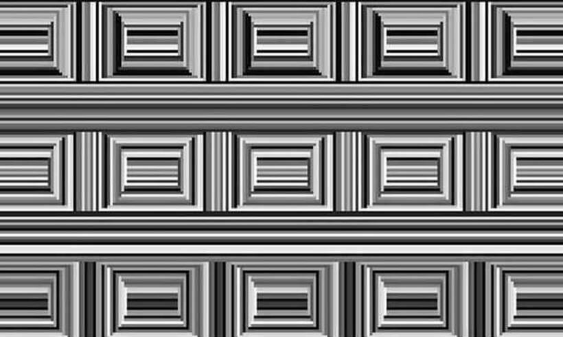 Βλέπετε μία σειρά από τετράγωνα; Κάπου εκεί υπάρχουν 16 κύκλοι! Μπορείτε να τους δείτε; (photos)