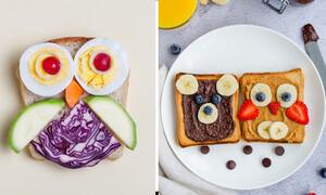 Επτά ιδέες για να φτιάξετε τα πιο ευφάνταστα πιάτα με τοστάκια για πρωινό (pics)