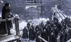 Game of Thrones: Ηθοποιός έγινε διανομέας λόγω κορονοϊού (photos+video)