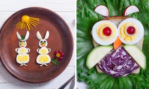 5+1 ιδέες για ευφάνταστα πιάτα με αυγά που θα λατρέψουν τα παιδιά (pics)