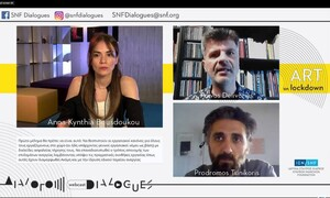 SNF Dialogues Webcast – Art on Lockdown...