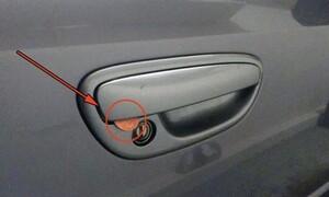 Βρήκατε νόμισμα στην πόρτα του αυτοκινήτου; Κινδυνεύετε! (photos)