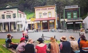 Πωλείται πόλη αφιερωμένη στην Άγρια Δύση (photos+video)