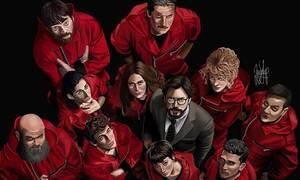 La Casa de Papel: Η αποκάλυψη για την 5η σεζόν που τρελαίνει (photos)