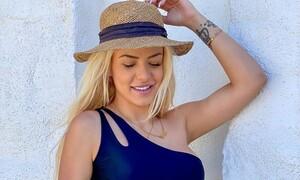 Η Στέλλα Μιζεράκη πιο όμορφη από ποτέ (photos)