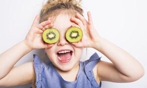 Smoothie με ακτινίδιο που ενισχύει το ανοσοποιητικό του παιδιού
