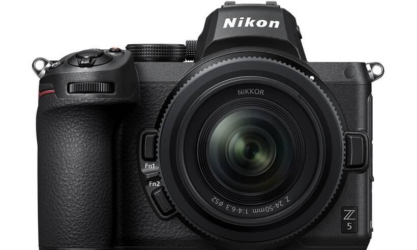 Nikon Z5: Μία φωτογραφική για όσους θέλουν το κάτι παραπάνω...