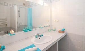 Αυτό είναι το κόλπο για να μην θολώνει ο καθρέφτης στο μπάνιο (photos)