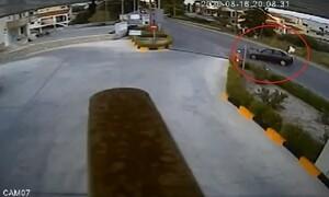 Βίντεο: Σοκαριστικό τροχαίο με δίκυκλο στην Κρήτη (σκληρές εικόνες)