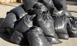 Μία… σακούλα σκουπιδιών πωλείται πάνω από 50.000 λίρες (pic)