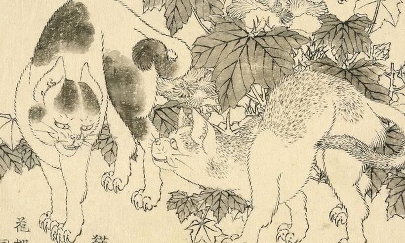 «Χαμένα» έργα του Χοκουσάι απέκτησε το Βρετανικό Μουσείο (photos)