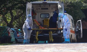 Κορονοϊός: Τέσσερις νεκροί σε λίγες ώρες - 361 τα θύματα στην Ελλάδα