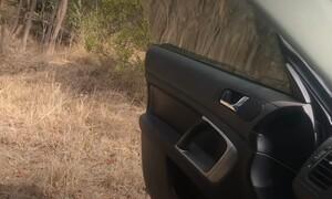 Άφησε για λίγο ανοικτό το αμάξι - Απίστευτο αυτό που βρήκε στο πίσω κάθισμα (video)