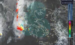 Καιρός: Προσοχή! Πού βρίσκεται τώρα το μέτωπο των καταιγίδων. Ενημέρωση Κολυδά