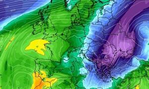Καιρός: Σενάριο για ψυχρή εισβολή πολικής προέλευσης και χιόνια ακόμα και σε πεδινά!