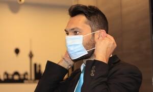 Μάσκα στη δουλειά; Δες «κόλπα» για να την αντέξεις (video)