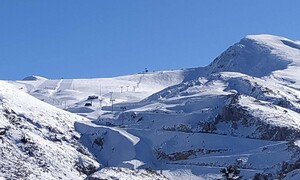 Χιονοδρομικό Κέντρο Παρνασσού: Προσοχή! «Αποφύγετε την ανάβαση στο βουνό»