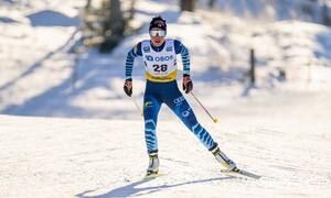 Η δύναμη της θέλησης: Φινλανδή σκιέρ τερμάτισε με σπασμένο πόδι!