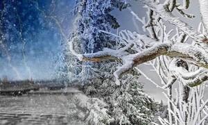 Καιρός: Ξανά βροχές και... χιόνια από Δευτέρα! Η εβδομαδιαία πρόγνωση της ΕΜΥ
