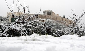 Καιρός: Χιόνια πολλά και μέσα στην Αθήνα! Η προειδοποίηση του Μαρουσάκη (vid)