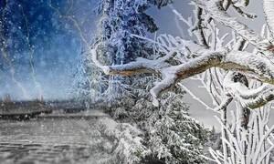 Καιρός: Κακοκαιρία από την Κυριακή με βροχές και χιόνια. Η πρόγνωση της ΕΜΥ