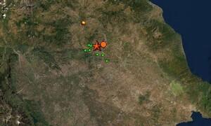 Εκτακτη επικαιρότητα: Ισχυρός σεισμός ΤΩΡΑ στην Ελασσόνα - Αισθητός στη Θεσσαλονίκη