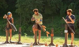 Survivor Spoiler 11/3: Πανίσχυρος ο Νίκος Μπάρτζης, φουλάρει για τελική 4άδα... (vid)