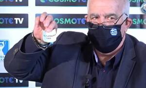 Κύπελλος Ελλάδος: Αυτά είναι τα ζευγάρια των ημιτελικών (video)