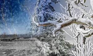 Εκτακτο δελτίο επιδείνωσης καιρού από την ΕΜΥ: Ξανά... χειμώνας έως τη Δευτέρα