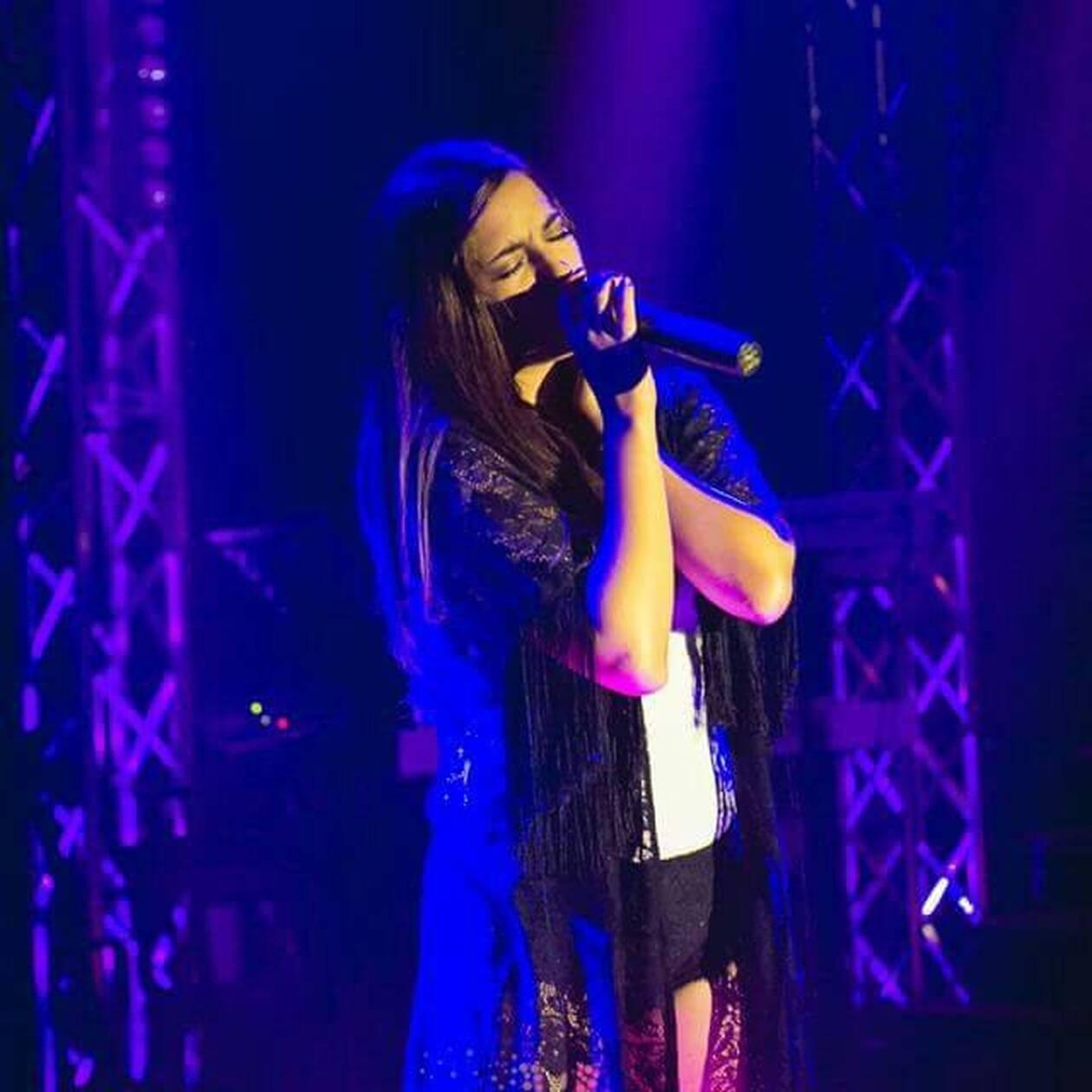 MasterChef - Απίστευτο: Δείτε πώς ήταν η Λία όταν τραγουδούσε στα μπουζούκια το 2013