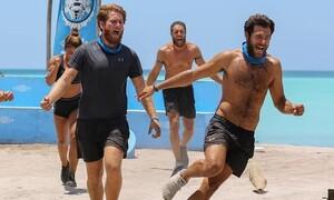 Survivor Spoiler: Ψάξτε τους άλλους 2... Τζέιμς και Μπάρτζης «κλειδώνουν» θέση στην τελική 4άδα